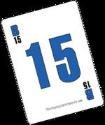 Bingo Card B15
