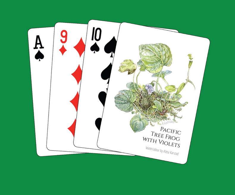 Nature Playing Cards #2