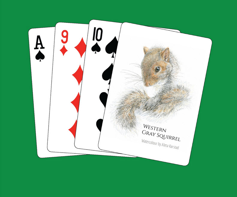 Nature Playing Cards #3